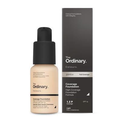 The ordinary foundation - £3.25 + £3.95 del @ Feelunique