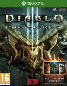 Diablo III: Eternal Collection (Xbox one) £18.14 @ Microsoft store