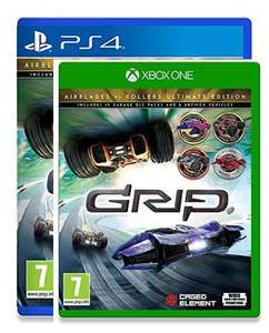 Grip: Combat Racing - Rollers Vs Airblades Ultimate Edition (3 DLC Packs Included) Xbox One/PS4 - £13.85 Delivered @ Base
