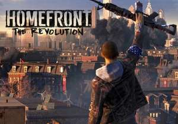 [PC] Homefront: The Revolution + DLC - £2.01 @ Blue Games / Gamivo