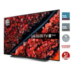 "LG OLED65C9PLA 65"" 4K Ultra HD HDR Smart OLED TV - £1,789 With Code @ PRC Direct"