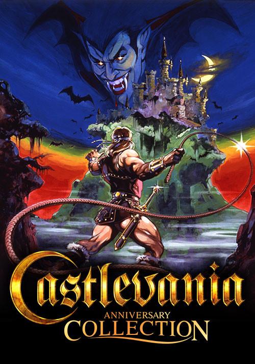 Castlevania Anniversary Collection - PC - £3.99 @ Gamesplanet