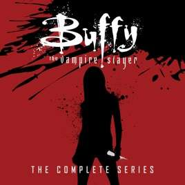 Buffy The Vampire Slayer: Complete Series - £14.17 @ iTunes Canada