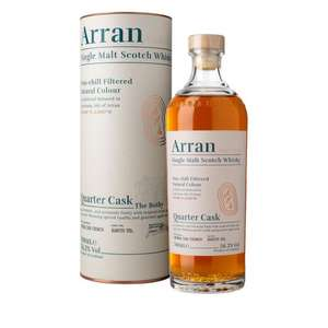 Arran Quarter Cask - The Bothy 56.2% Cask Strength - £39.99 @ Lochfyne Whiskeys