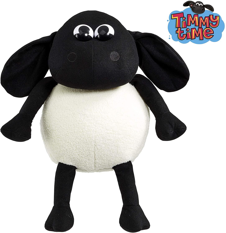 """Shaun the Sheep / Timmy Time 17"""" Plush Toy - £4.77 (+£4.49 non-Prime) @ Amazon"""
