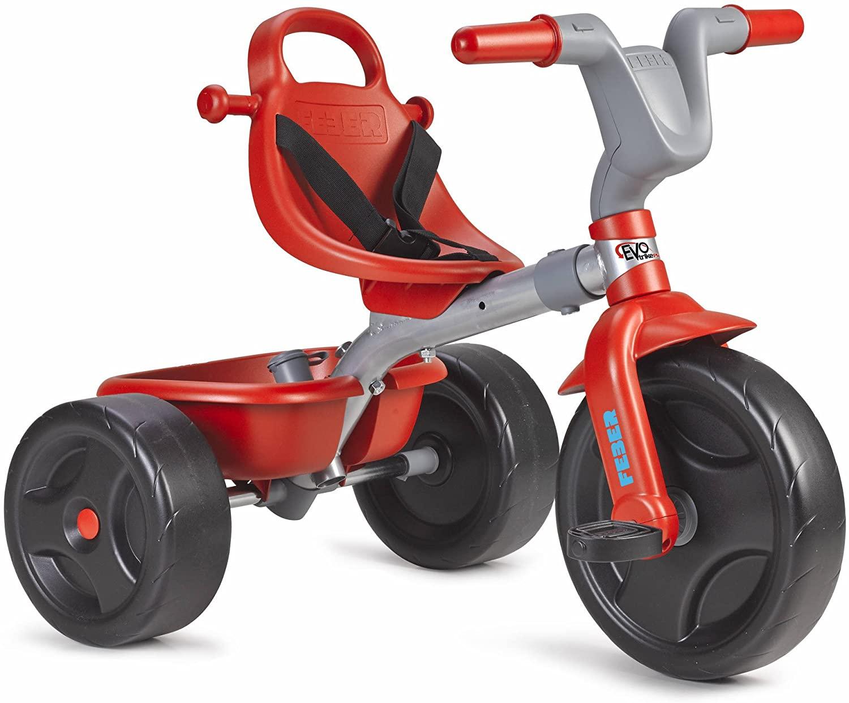 Feber – tricycle Evolutionary Evo Trike Plus 3 in 1 - £43.50 @ Amazon