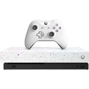 Xbox One X 1TB Hyperspace Special Edition Console £259.99 + £4.99 delivery at Game