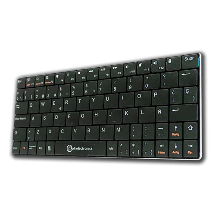 Xclio T1 Slim Mini Rechargable Bluetooth Wireless Keyboard, £9.98 at Scan