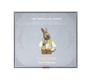 Waitrose & partners Brighton - Heston Chocolate Teapot £4 / Lindt Bunny's 200g £1.50 / Small Cadbury's Eggs 50p