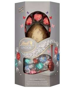Lindor extra large milk / assorted egg 355g £2.50 at Tesco West Bromwich new square