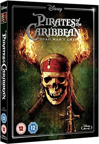 Pirates Of The Caribbean: Dead Man's Chest [Blu-ray] [2017] [Region Free] £3.16 prime / £6.15 non prime @ Amazon