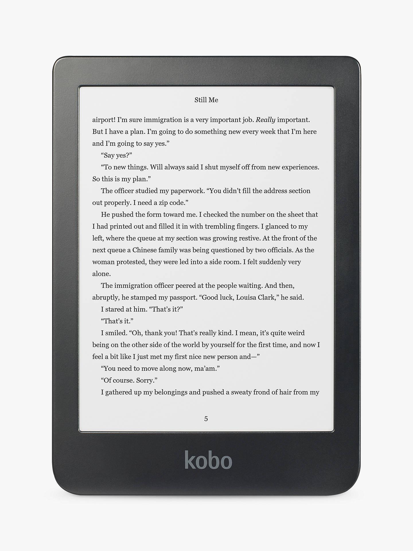Kobo Clara E-Reader £89.99 at John Lewis & Partners - 2 year guarantee