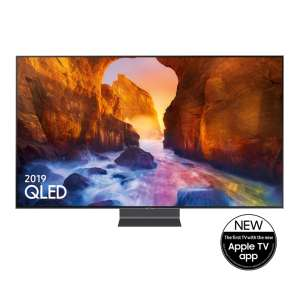 "65"" Samsung Q90R Flagship QLED 4K HDR 2000 Smart TV - £,1709 With Code @ PRC Direct"
