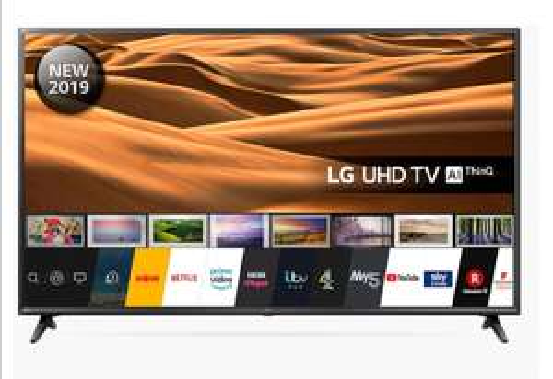 LG 65UM7100PLA 65 4K Ultra HD Smart HDR LED TV £519 @ hughesdirect eBay