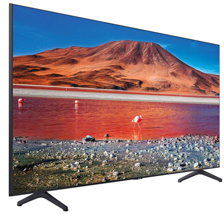"Samsung UE75TU7000 75"" HDR Smart 4K UHD TV - £749 delivered with code @ cramptonandmoore eBay"