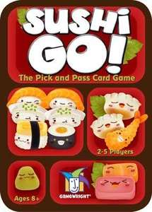 Sushi Go! Card Game £10.74 delivered @ Waterstones
