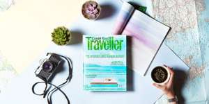 3 issues of Condé Nast Traveller £1 inc delivery at magazineboutique. Free and easy cancellation
