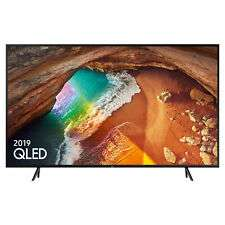 Samsung QE65Q60RATX 65 4K Ultra HD QLED Smart TV(PRESENT10) - £849 @ Hughes Direct eBay