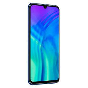 """New Huawei Honor 20 Lite Phantom Blue 6.21"""" 128GB Dual Sim 4G Sim Free Unlocked £152.09 @ technolec_uk ebay"""