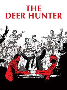 The Deer Hunter [Remastered] (HD) Movie to own £3.99 @ amazon prime video