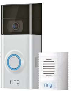 Ring Video Doorbell 2 with Chime - £99.99 @ Costco (Costco Members)