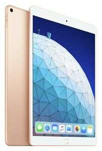 Apple iPad Air 2019 64GB Refurbished (Rose Gold) £409.99 @ Argos eBay