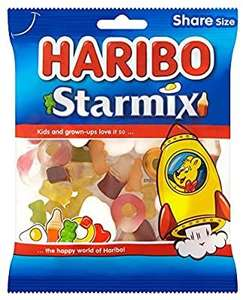 12x Haribo Starmix 140g £10.15 Subscribe & Save / £10.68 one-off purchase (Prime) / £15.17 one off purchase Non-Prime @ Amazon