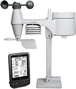 La Crosse Technology ws1650-bla Professional Weather Station with Sensor 5 In 1 £87.02 delivered at Amazon