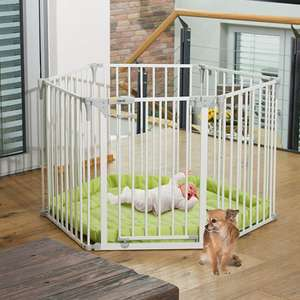 Hauck Baby Park Stair Safety Gate / Playpen £68.95 Delivered @ online4baby
