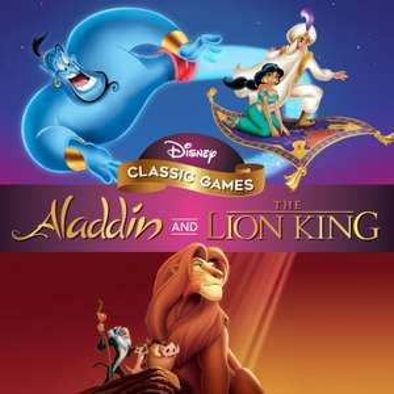 Disney Classic Games: Aladdin and The Lion King (Switch) @ Nintendo eshop Poland - £17.99