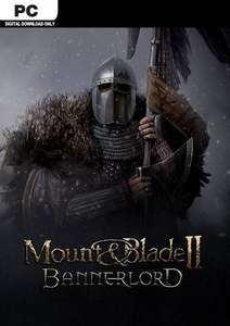 Mount & Blade II 2: Bannerlord PC £26.99 at CD Keys