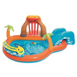 Bestway Lava Lagoon play centre paddling pool for £39.99 delivered @ Charlies Store