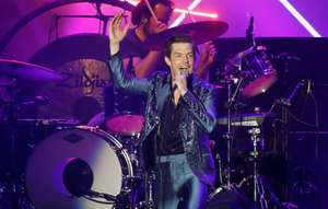 The Killers : Free Live-Stream Performance and Q&A (Saturday April 18th, 8pm)