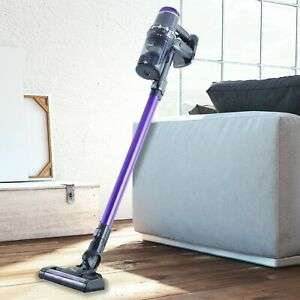Neo VC1 Cordless Battery Handheld Vacuum Cleaner (Purple or Silver) £48.55 @ neodirect Ebay