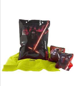 Personalised Star Wars Swimbag Set now £2.69 delivered with code 012 new credit customers @ Studio