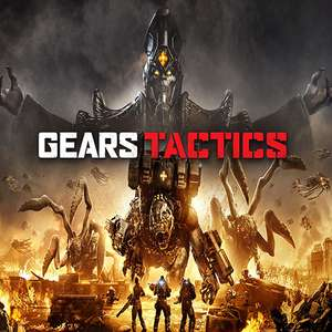 Gears Tactics Coming To Xbox Game Pass for PC