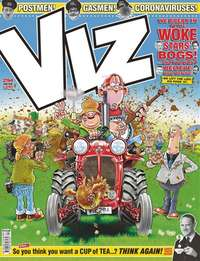 Viz Magazine (Print Copy) Plus FREE access to the iPad and iPhone editions - 3 issues for £1.00 delivered @ Magazine.co.uk