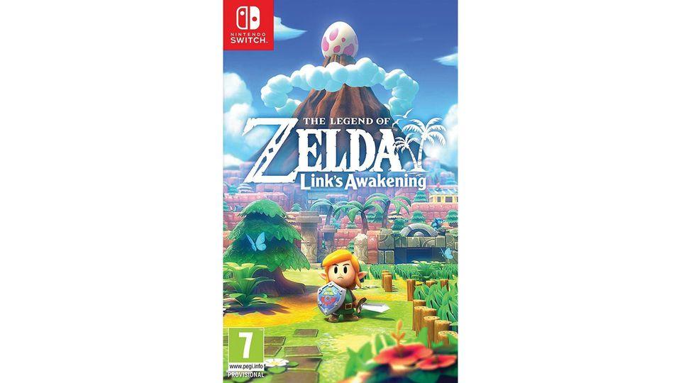 The Legend of Zelda: Link's Awakening [Nintendo Switch] - £18.34 @ Ebay musicmagpie