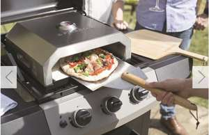 La Hacienda Firebox Pizza Oven - £49.95 (+£3.95 Postage) @ The Range