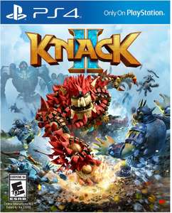 Knack 2 [PS4] Free for limited time @ PlayStation PSN Germany