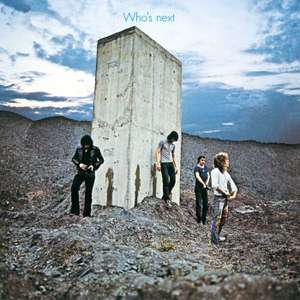 The Who - Who's Next (Deluxe Edition) CD with FREE MP3 Download £3.15 (+ 99p del NP) @ Amazon