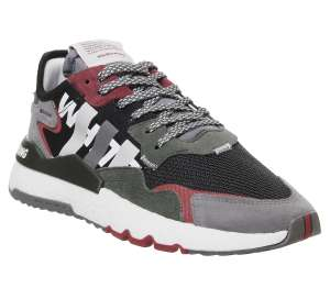 Adidas x White Mountaineering Nitejogger Trainers Now £50 sizes 7 up to 11 @ Offspring