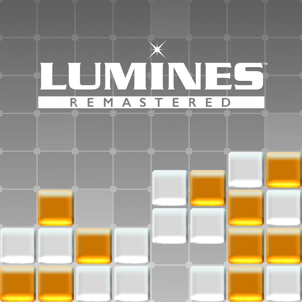 Lumines Remastered (PS4) - £5.99 @ PSN