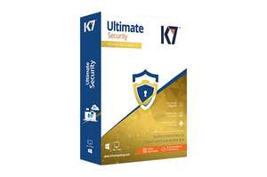K7 Security suite - Antivirus/Firewall FREE for Coronovirus period