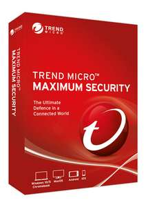 TREND Micro MAX Security - 6 months free