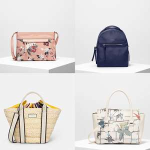 Fiorelli Chelsea Crossbody Bag Kew Floral £19.50 / Fiorelli Cassie Medium Grab Bag Stripe £19.80 Using Code @ fiorelli_official / eBay