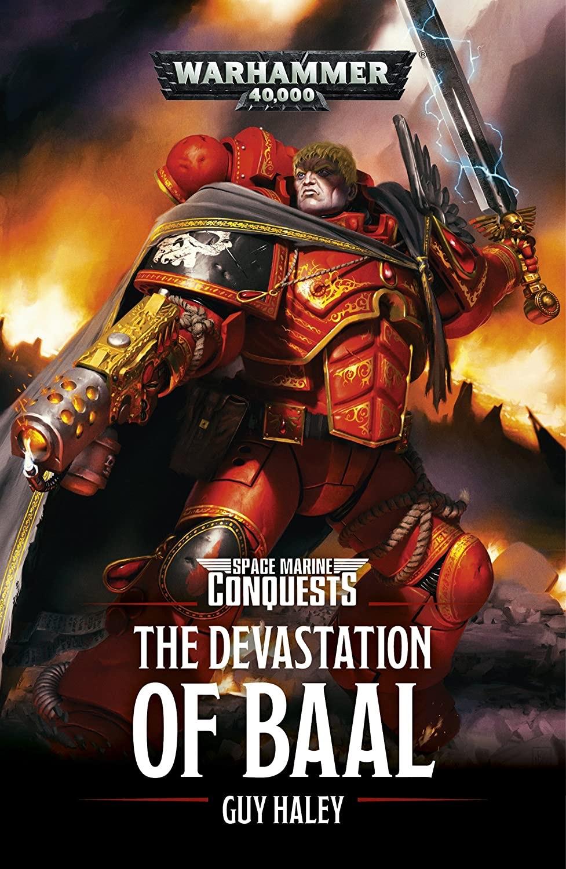 Warhammer 40k novel The Devastation of Baal on Kindle - £1.99