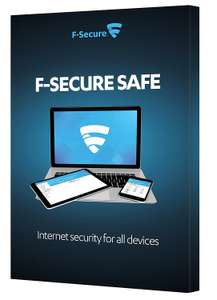 F-Secure SAFE 5 devices FREE for 12m (normally £79.99 year) and no automatic sign up. Then just £25 each year thereafter with Virgin Mobile