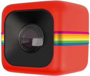 Polaroid Cube HD 1080p Lifestyle Action Video Camera (Red) £34.04 delivered Dispatched from and sold by SmartShop UK
