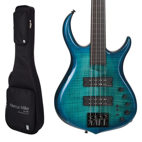 Sire Version 2 Fretless Marcus Miller M7 Alder 4 String Bass Guitar + Free Gigbag £499 Delivered @ Andertons